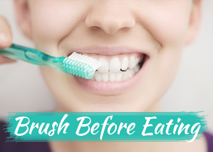 Brushing Your Teeth – Are You Doing it Wrong?