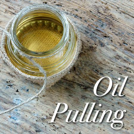 Trend Alert – Oil Pulling